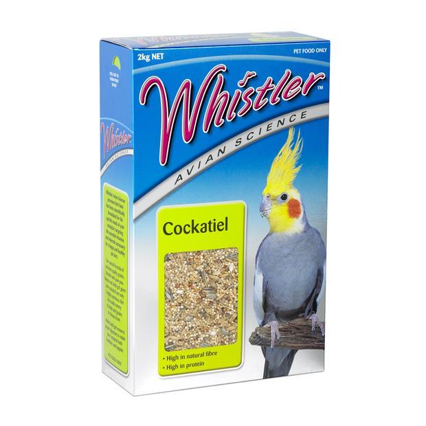 whistler avian science cockatiel  2kg | Whistler food | pet supplies| Product Information:...