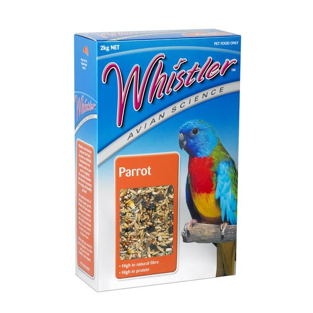 whistler avian science parrot  2kg | Whistler food | pet supplies| Product Information:...