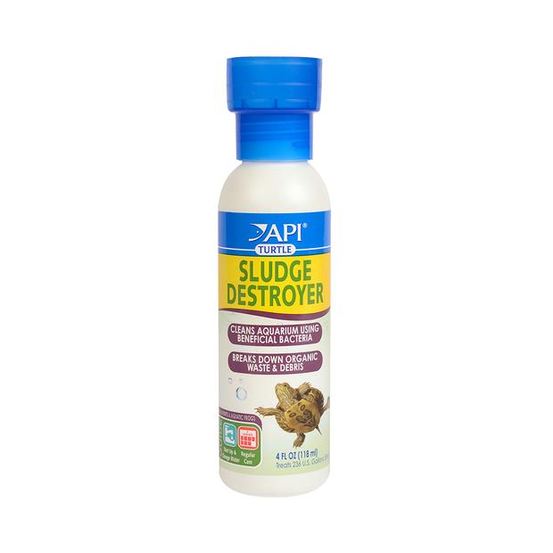 api turtle sludge destroyer  118ml | API | pet supplies| Product Information:...