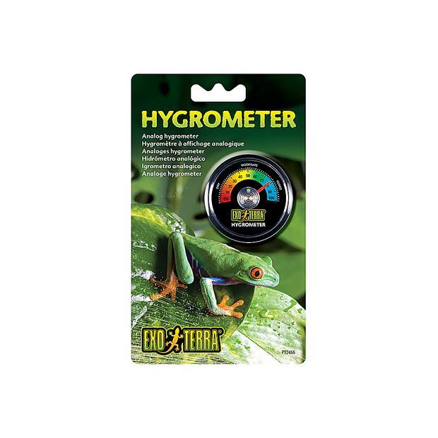 exo terra rept o meter hygrometer  each | Exo Terra | pet supplies| Product Information:...