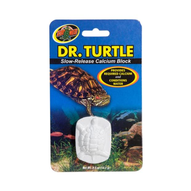 zoo med dr turtle slow release calcium block  each | Zoo Med | pet supplies| Product Information:...