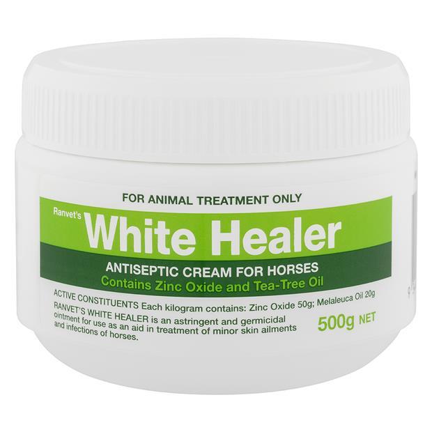 ranvet white healer antiseptic cream  500g | Ranvet | pet supplies| Product Information:...