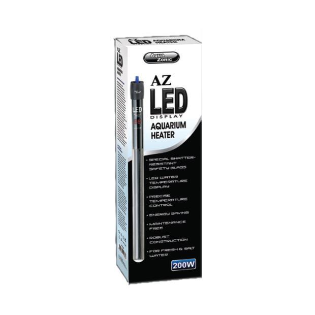 aqua zonic led aquarium heater  200w | Aqua Zonic | pet supplies| Product Information:...