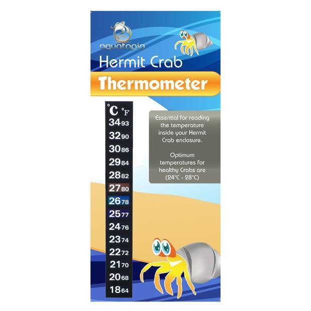 aquatopia hermit crab thermometer  each | Aquatopia | pet supplies| Product Information:...