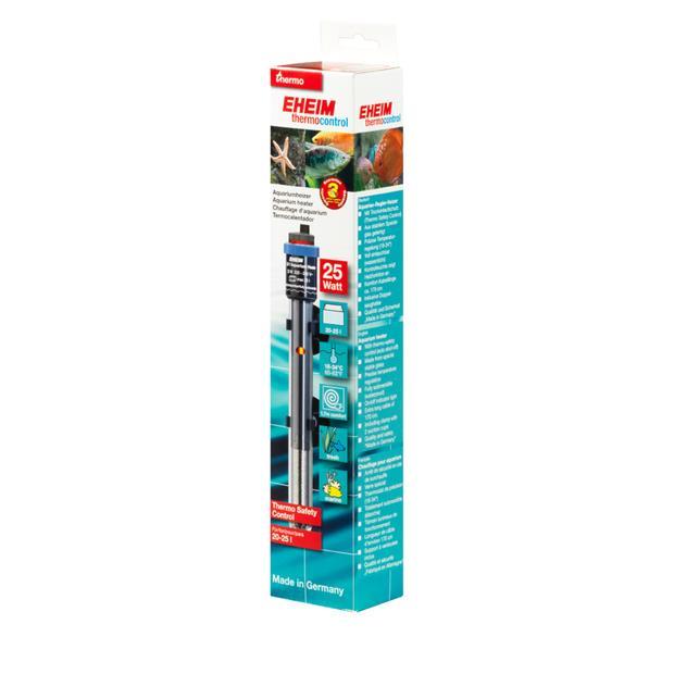 eheim jager heater  25w | Eheim | pet supplies| Product Information: eheim-jager-heater