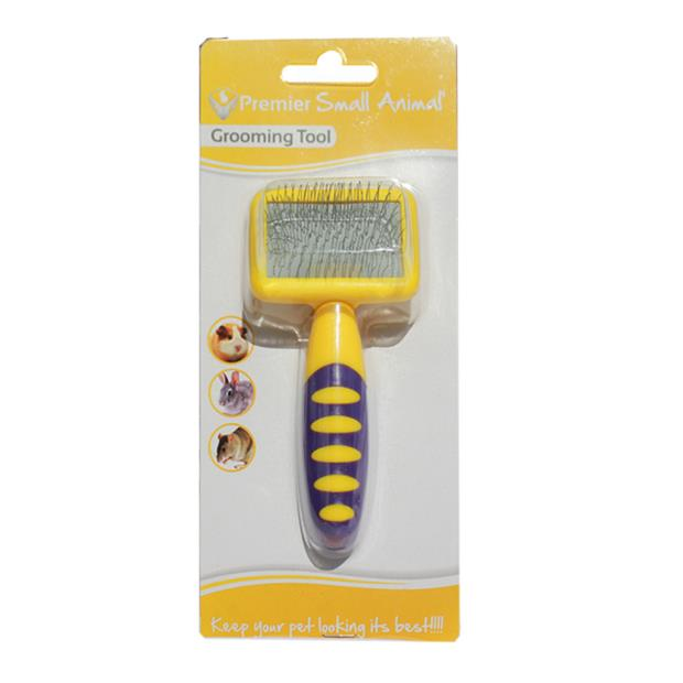 premier small animal slicker brush  each | Premier Small Animal | pet supplies| Product Information:...