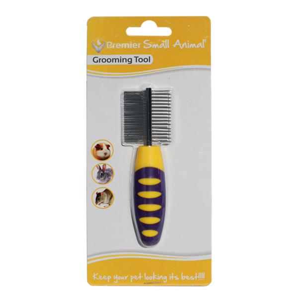 premier small animal double sided comb  each | Premier Small Animal | pet supplies| Product...