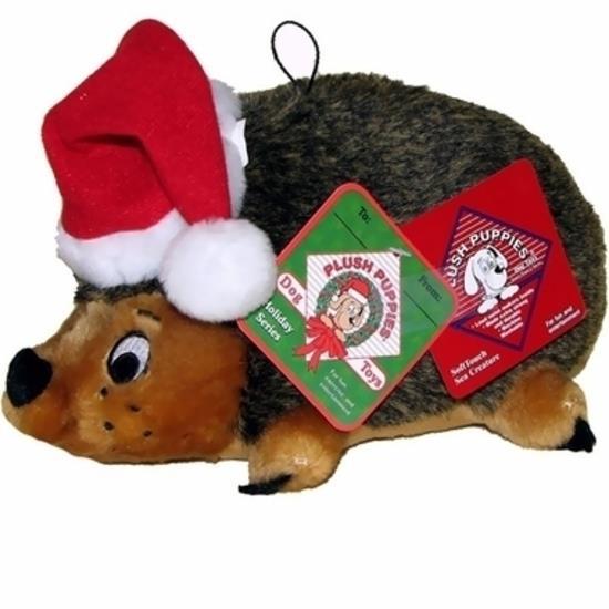Outward Hound Holiday Hedgehogz Brn Md