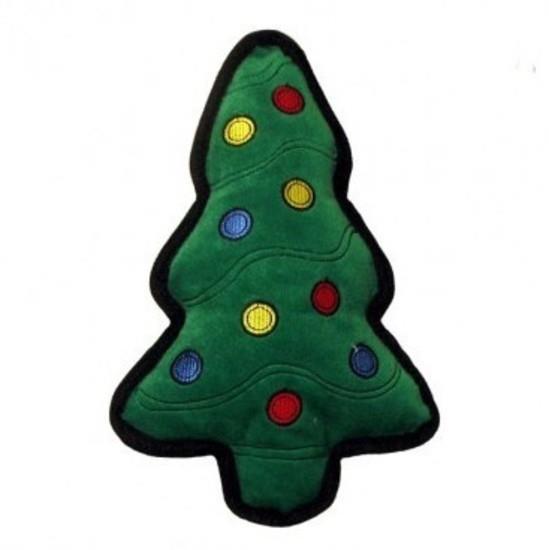 Outward Hound Tuffones Christmas Tree Dog Toys