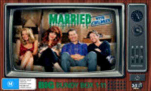 Married With Children - Big Bundy Box - Complete Collection 1-11...