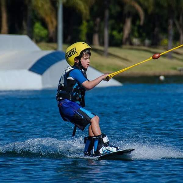 Get your adrenaline pumping with one of Sydney's most exciting outdoor activities! Jump on a wakeboard...
