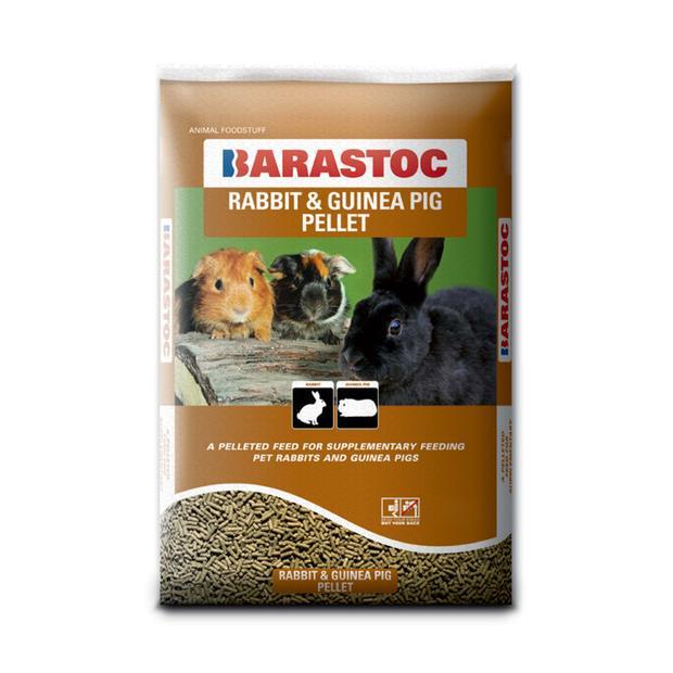 barastoc rabbit and guinea pig pellet  20kg | Barastoc food | pet supplies| Product Information:...
