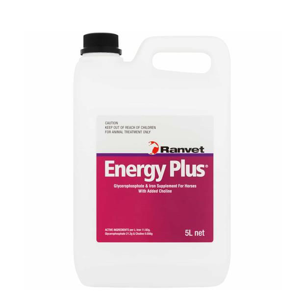 ranvet energy plus  5L | Ranvet | pet supplies| Product Information: ranvet-energy-plus