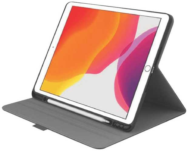 The Cygnett Tekview Slim Case for Ipad 10.2 offers all-around protection for your compatible device...