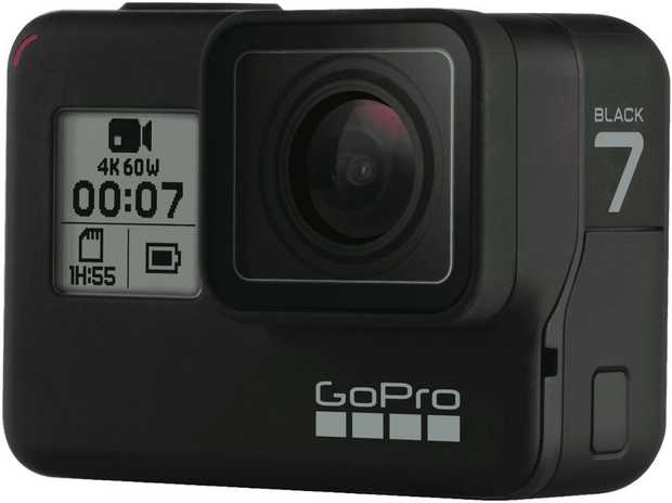 This GoPro Hero7 is a masterfully designed camera built with outdoor enthusiasts in mind. The...