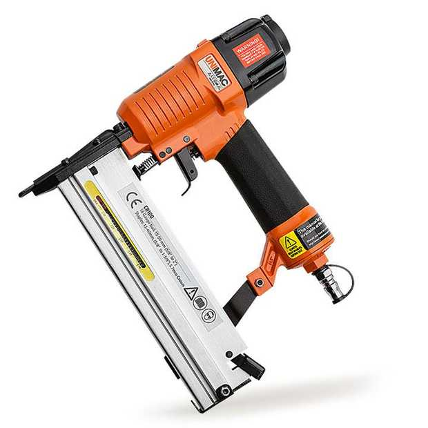 Get two tools in one with the versatile air powered Unimac CB100 that drives both brad nails and narrow...