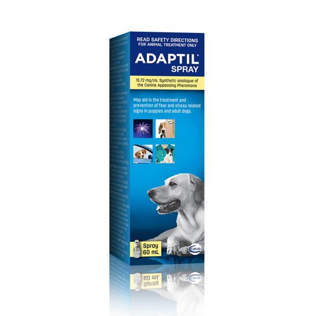 adaptil spray  120ml | Adaptil dog | pet supplies| Product Information: adaptil-spray