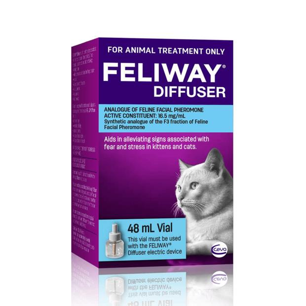feliway refill  144ml | Feliway cat | pet supplies| Product Information: feliway-refill-cat-anxiety