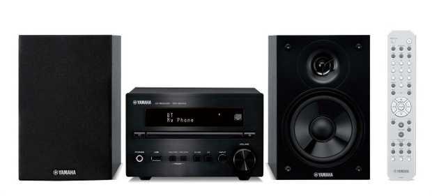 20W + 20W power Bluetooth® wireless audio streaming Hi-res audio via USB Authentic Hi-Fi design and...