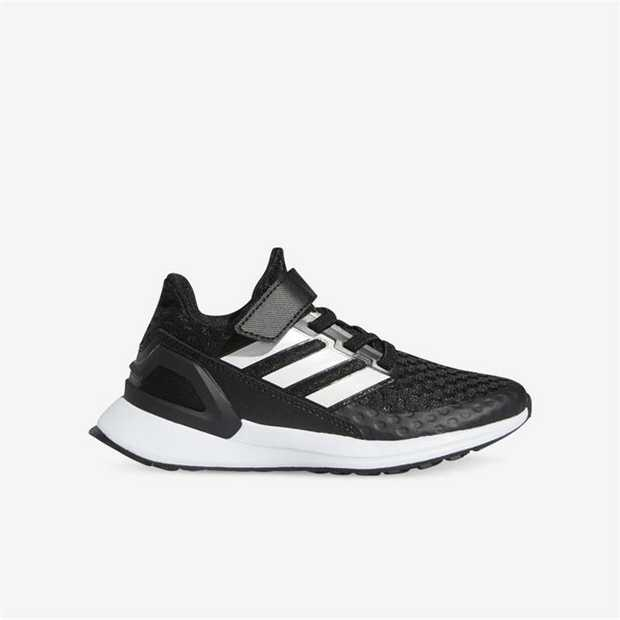 Go, go, go. Fast-moving kids will hit their stride in these adidas shoes. A breathable mesh upper keeps...