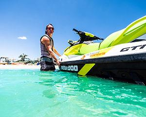 This full day guided jet ski tour takes you from the picturesque Geraldton foreshore on an exciting...