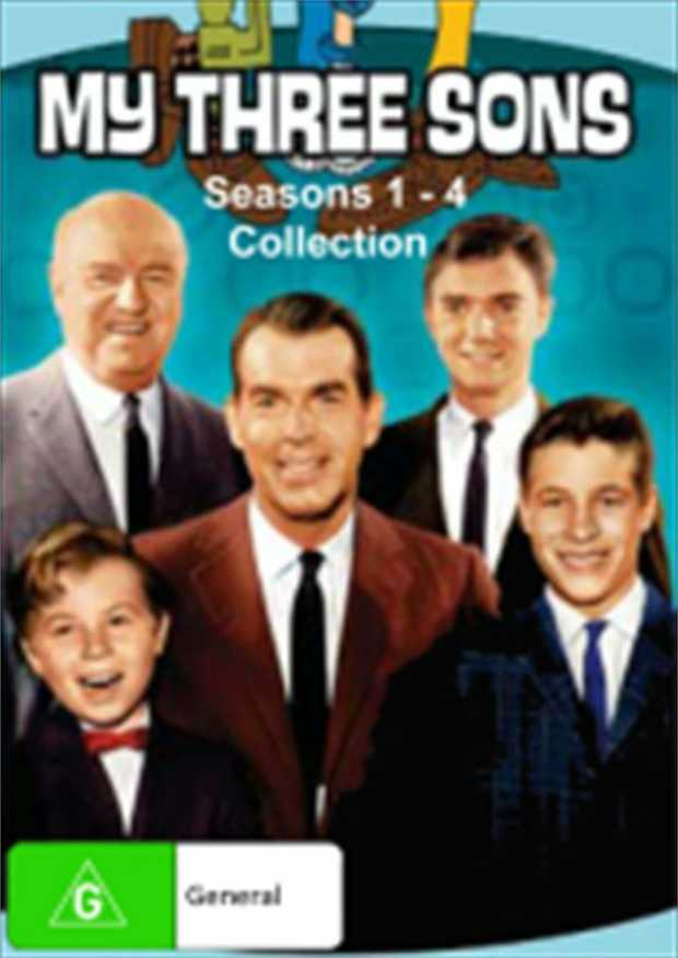 My Three Sons - Seasons 1 - 4 Collection DVD      Fred MacMurray...