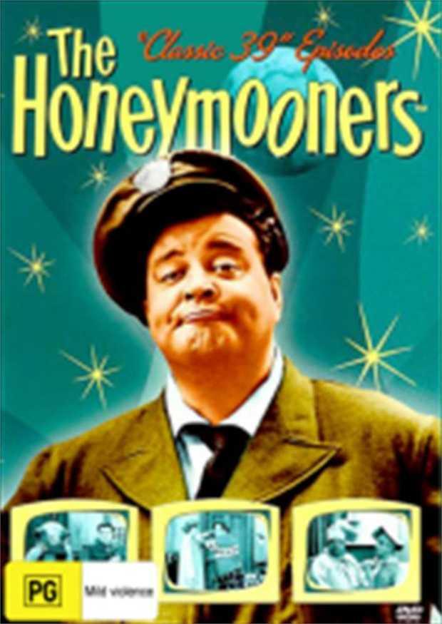 The Honeymooners DVD      The immortal Jackie Gleason stars in The...