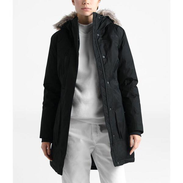 When the chill moves up from Antarctica, cosy up in this insulated winter coat that combines a...
