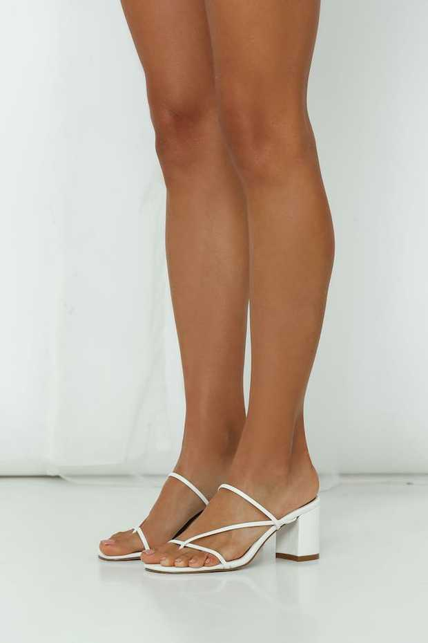 White upper.