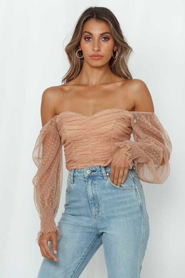 Length from shoulder to hem of size S: 41cm.