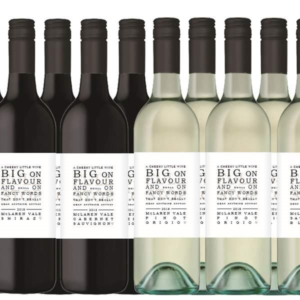 For those that like to have a wine on hand to suit every occasion, this is the offer for you! The Big...