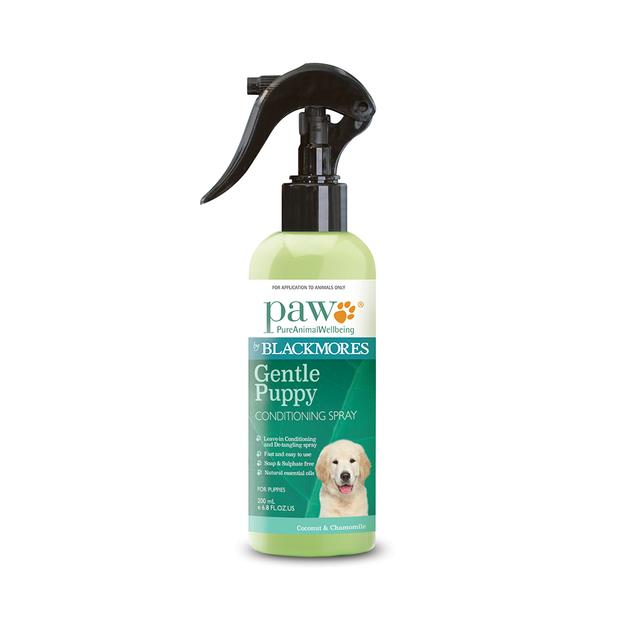 paw puppy conditioning spray  200ml | PAW Blackmores dog | pet supplies| Product Information:...