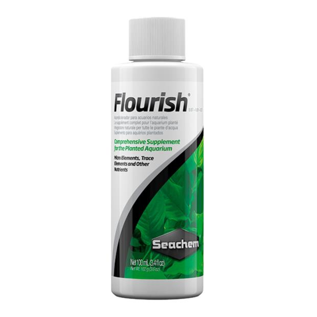 seachem flourish  100ml | Seachem | pet supplies| Product Information: seachem-flourish