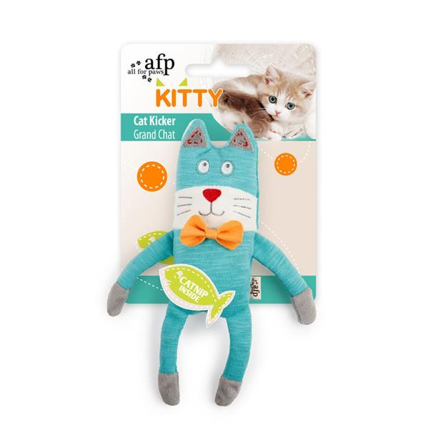 afp kitty cat kicker cat toy  each | All For Paws cat toy&accessories; | pet supplies| Product...
