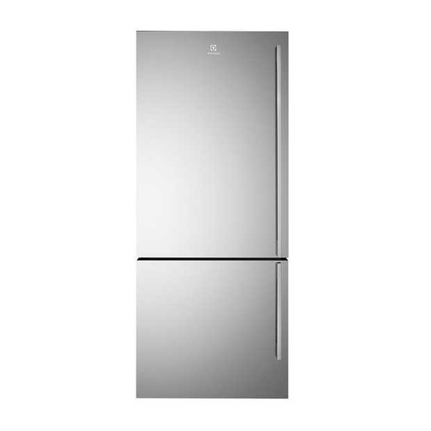 311L Fridge/142L Freezer TasteLock Easy-glide crispers Mark-resistant real stainless steel finish...
