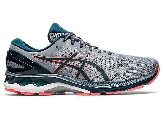 Enjoy excellent comfort and advanced support with the GEL-KAYANO 27 (2E WIDE) running shoe. The...