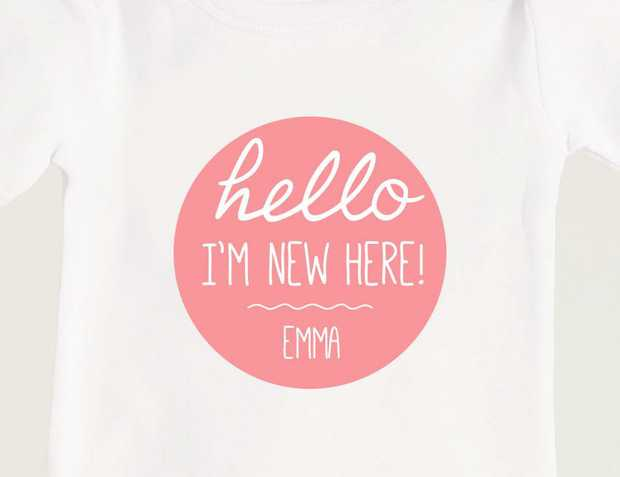 Personalised Baby Clothes | Custom Baby Onesies | Personalised Onesie Buy personalised baby clothes to...