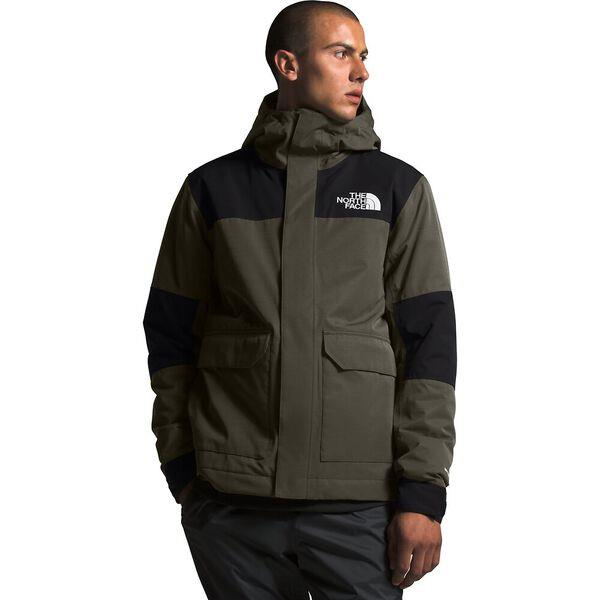 The Cypress Insulated Jacket is  waterproof, breathable, and has lightweight Heatseeker™ Eco recycled...