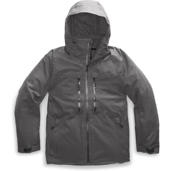 Designed for days on the slopes, this waterproof jacket features body-mapped PrimaLoft® Black...