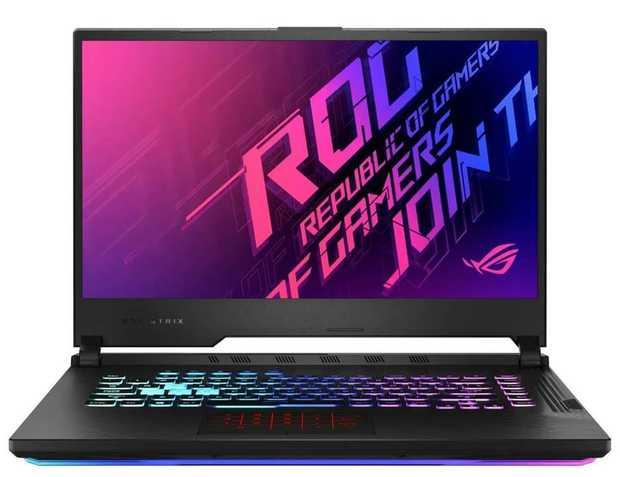 "Intel® Core™ i7-10750H 2.6 GHz 16GB GDDR4 memory 512GB M.2 NVMe™ PCIe® 3.0 SSD 15.6"" FHD display..."