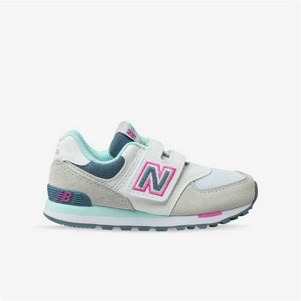 Kids' active schedules call for a sneaker that's stylish enough to help them meet each day with...