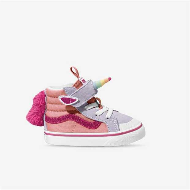 Live out your wildest dreams with a brand new style-the Unicorn SK8-Hi Reissue 138 V. Featuring a...