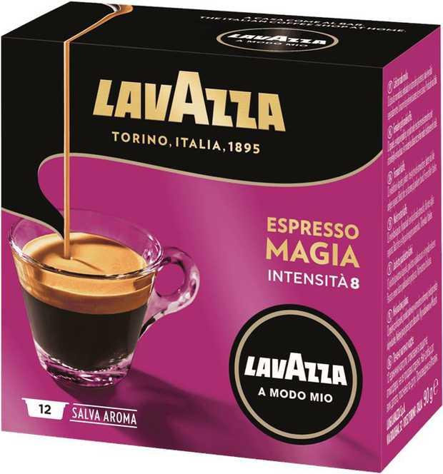 Lavazza Magia Coffee Capsules 12 Pack