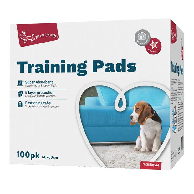 yours droolly training pads  30pk | Yours Droolly dog | pet supplies| Product Information:...