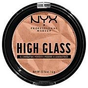 Spotlight your features in a gorgeous, glass-like glow with our NYX Professional Makeup High Glass...