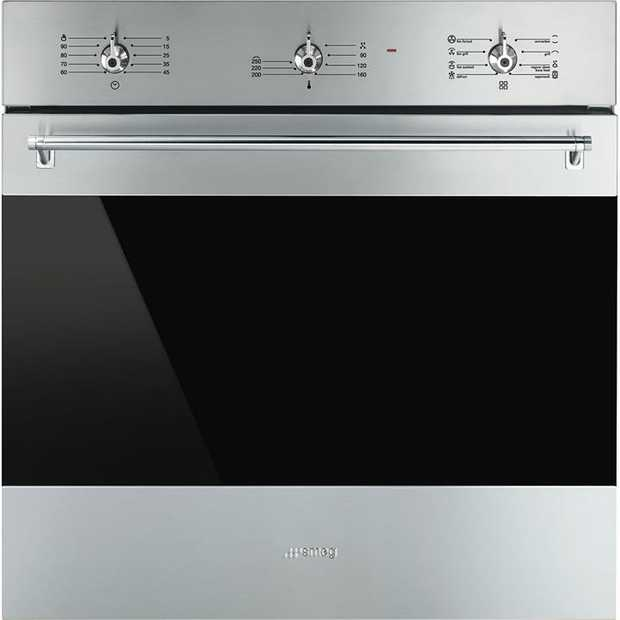 79L cooking capacity Fingerprint proof stainless steel, Eclipse high visibility black glass 9 cooking...