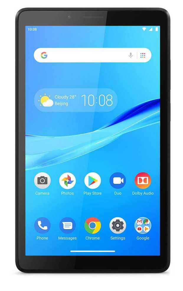 "MediaTek MT8321 1.3GHz 1GB memory 16GB eMMC 7"" HD (1024x600) display Android OS  Processor: MediaTek..."