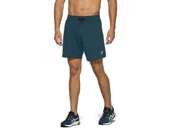 The 7 INCH KNIT TRAIN SHORT is made with recycled polyester fabric that's ideal for wicking away sweat...