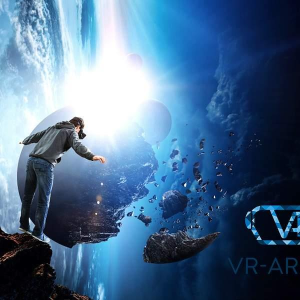 Immerse yourself in a world where virtually anything is possible at VR Arrival! Choose from a catalogue...