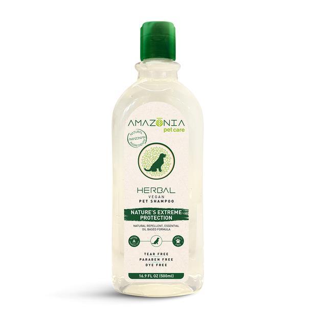 amazonia shampoo herbal protection  500ml | Amazonia cat dog | pet supplies| Product Information:...